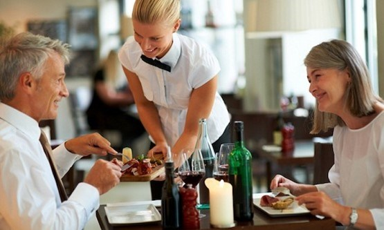 Providing business strategy orientation of restaurant
