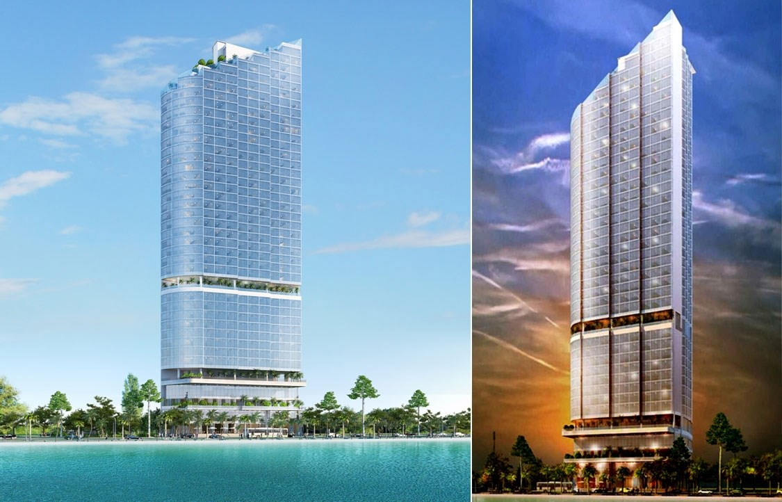 The project of setting up and operating 5 star Horizon Hotel Nha Trang
